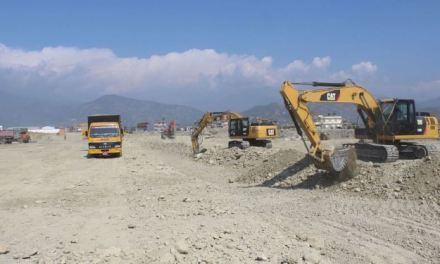 POKHARA INTERNATIONAL AIRPORT PROJECT ACHIEVES 30% PHYSICAL PROGRESS