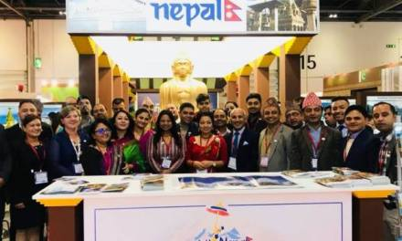 Nepal Promoted 'Experience Nepal' At Wtm 2018, London