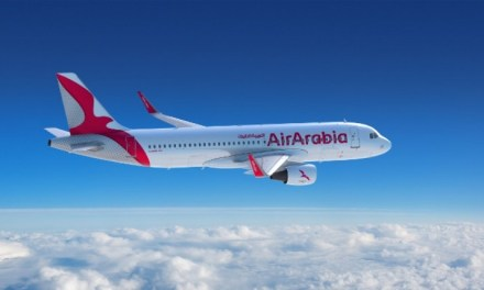 Air Arabia welcomes the first A321neo LR to its fleet!