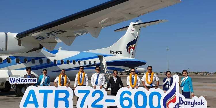 BANGKOK AIRWAYS WELCOMES ITS LATEST ATR 72-600 AIRCRAFT BOOSTING ITS CHIANG MAI HUB