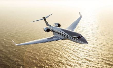 FARTHEST BUSINESS JET FLIGHT IN HISTORY