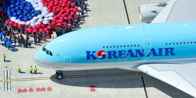 Korean Air Wins 2019 TripAdvisor Travellers' Choice Awards for Airlines