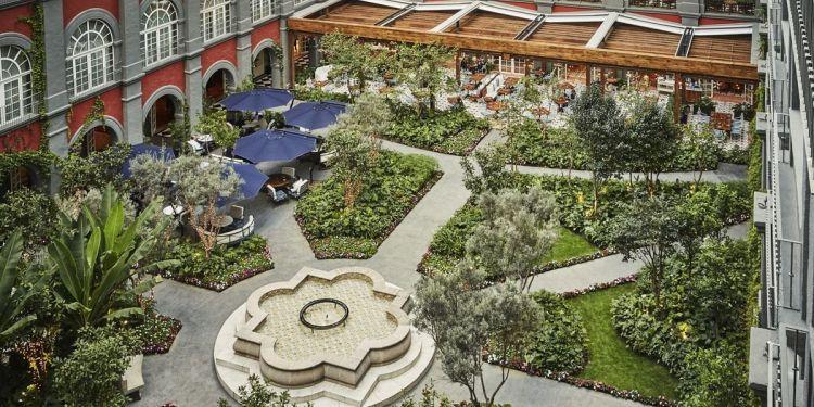 FOUR SEASONS HOTEL MEXICO CITY HOSTS MERCEDES BENZ FASHION WEEK