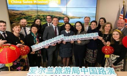 TOURISM IRELAND GETS READY TO LEAD BIGGEST EVER SALES MISSION TO CHINA