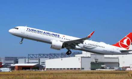 "TURKISH AIRLINES BECAME THE FIRST AIRLINE TO USE THE BRAND NEW INSURANCE-BACKED AIRCRAFT FINANCING PRODUCT ""BALTHAZAR""."