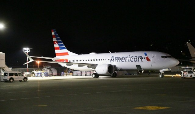 AMERICAN 737 MAX CANCELLATIONS TO TOP AT LEAST 2,700 FLIGHTS