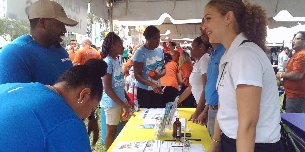 THE BAHAMAS IS OFF TO THE RACES WITH THE MERCEDES BENZ CORPORATE 5K RUN