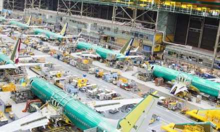 BOEING CUTS PRODUCTION TO 42 737S MONTHLY AND FORMS SAFETY PANEL