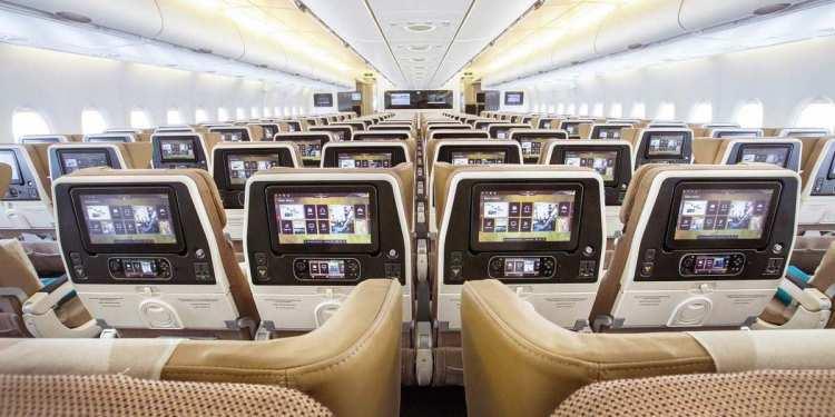 ETIHAD AIRWAYS AND PANASONIC AVIONICS INTRODUCE NEW WELLNESS SOLUTION
