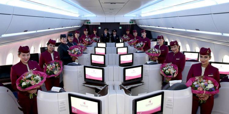 QATAR AIRWAYS WINS 3 AWARDS AT INTERNATIONAL READERSHIP AWARDS 2019