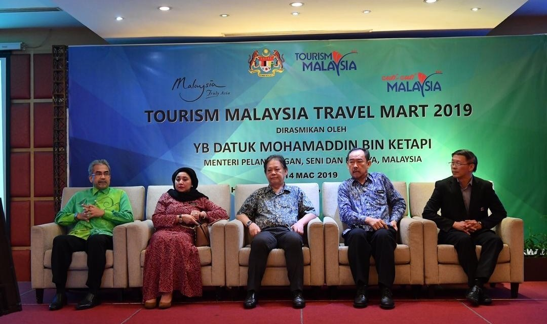 TOURISM MALAYSIA TRAVEL MART @ NEGERI SEMBILAN 2019