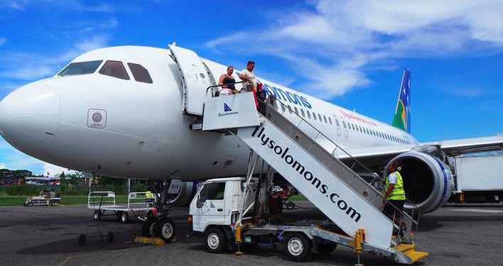 TOURISM SOLOMONS WELCOMES NEW MUNDA DIRECT SERVICE