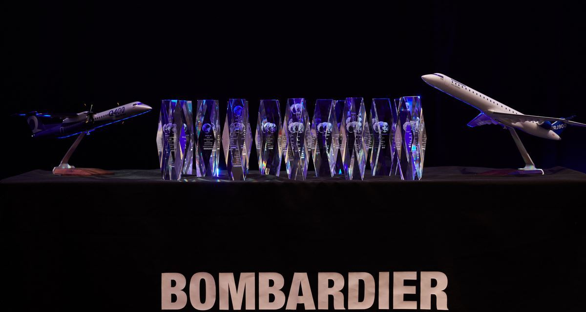 Bombardier Commercial Aircraft Presents the 2018 Airline Awards for Outstanding Performance