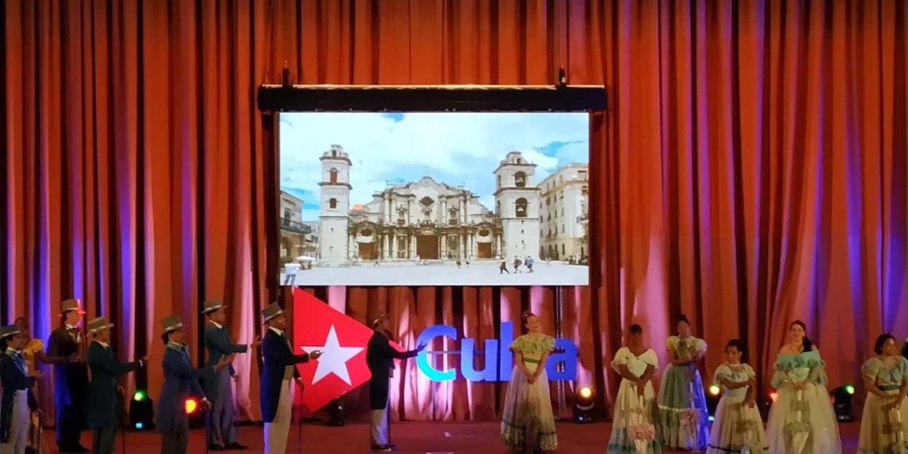 Inauguration of the 39th edition of the International Tourism Fair #FITCuba 2019