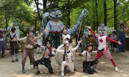 Become a Kid again at Nami Island International Children's Book Festival