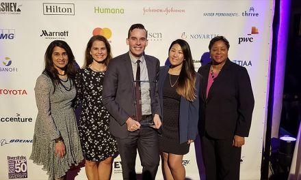 Marriott International Ranks #2 on 2019 DiversityInc