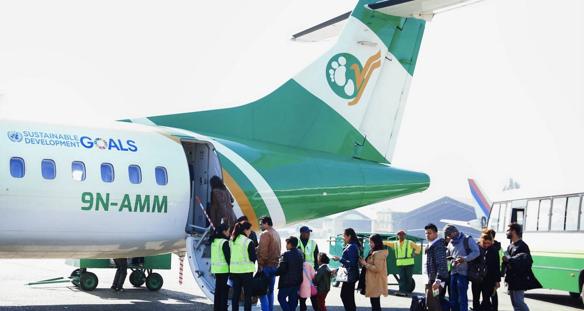 Regular flights to discontinue