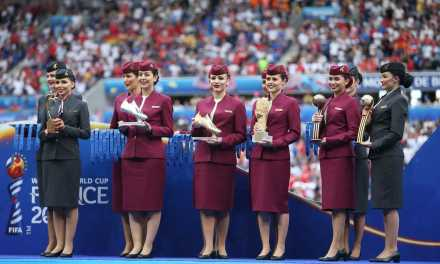 Qatar Airways Congratulates Team USA as the Winner of the FIFA Women's World Cup