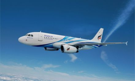 Bangkok Airways receives 5-star ratings as Most Punctual Airline from OAG