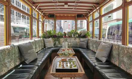 LUXURIOUS, THEMED TRAM TO EXPLORE HONG KONG