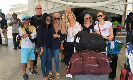 MEDIA TEAM FROM FRANCE VISIT TO PROMOTE MALDIVES