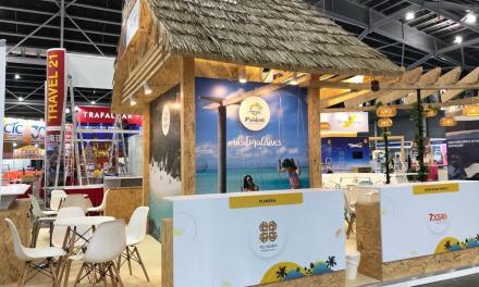 MALDIVES EXHIBITING AT NATAS HOLIDAY EXPO, SINGAPORE