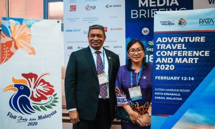 MALAYSIA TO HOST PATA ADVENTURE TRAVEL CONFERENCE AND MART (ATCM) 2020