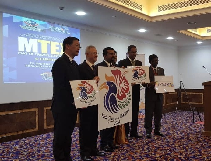 TOURISM MALAYSIA-MATTA TRAVEL EXCHANGE (MTEX) SOUTH INDIA ROADSHOW