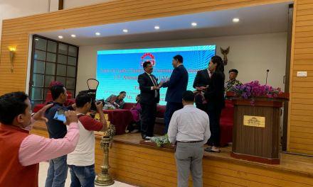 Nepal-Sri Lanka Chamber AGM and farewell to Sri Lankan Envoy