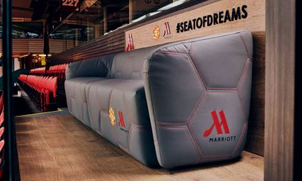 Marriott Hotels & Manchester United Put Fans At The Heart Of The Action With The Seat Of Dreams