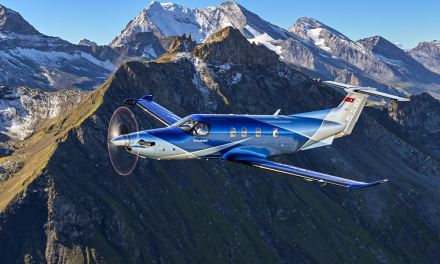 The World's Best Turboprop : Pilatus Reveals the PC-12 NGX