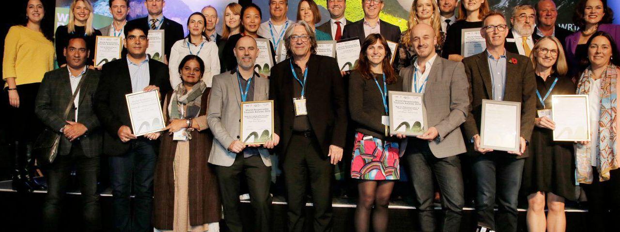 WTM World Responsible Tourism Awards 2019