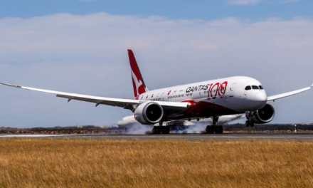London to Sydney flight breaks world record