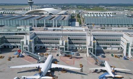 Successful efforts to reduce CO2 emissions at Munich Airport
