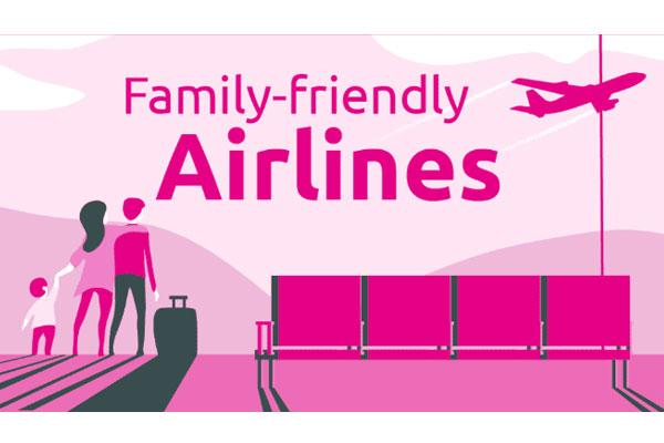 lastminute.com reveals the most family-friendly airlines to fly with in 2020