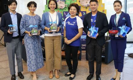 "Bangkok Airways organizes ""Waste Management Mini Talk"""