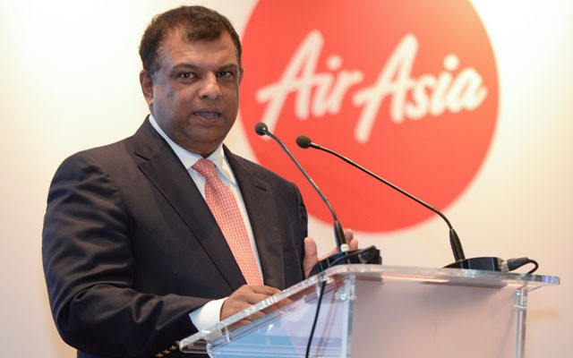 AirAsia CEO and chairman temporarily step down amid Airbus bribery probe