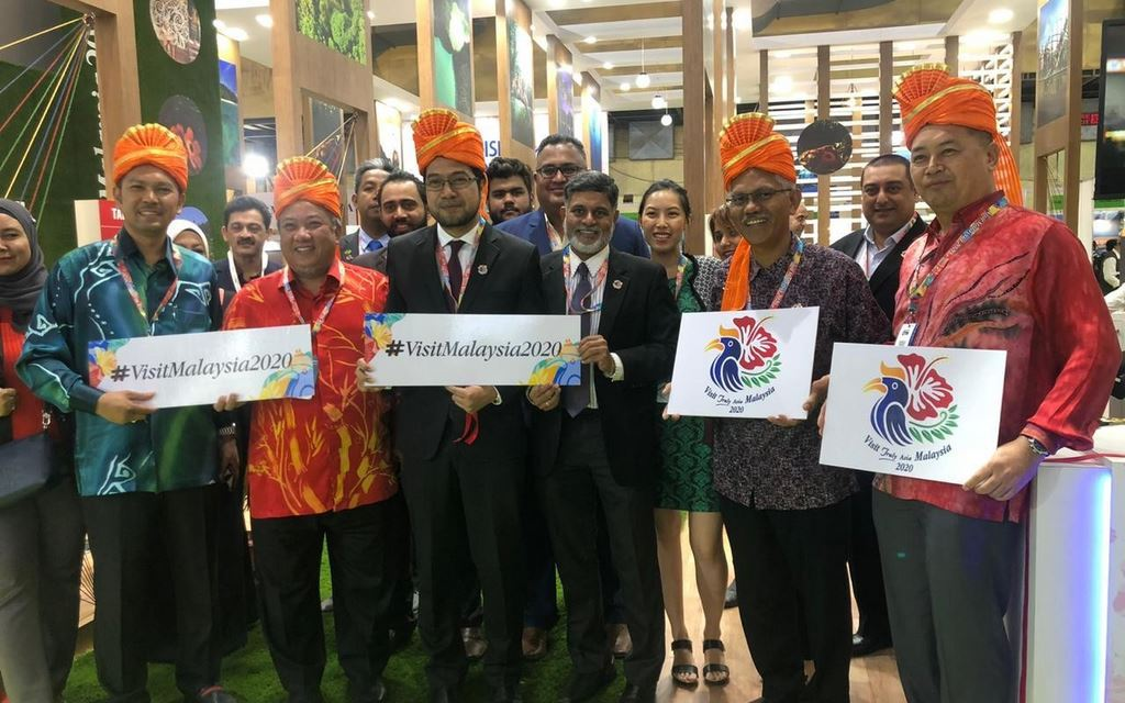TOURISM MALAYSIA BOOSTS PUBLICITY FOR VM2020 IN INDIA