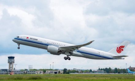 CHINA'S AVIATION INDUSTRY RECORDS A Q1 LOSS OF $5.6 BILLION