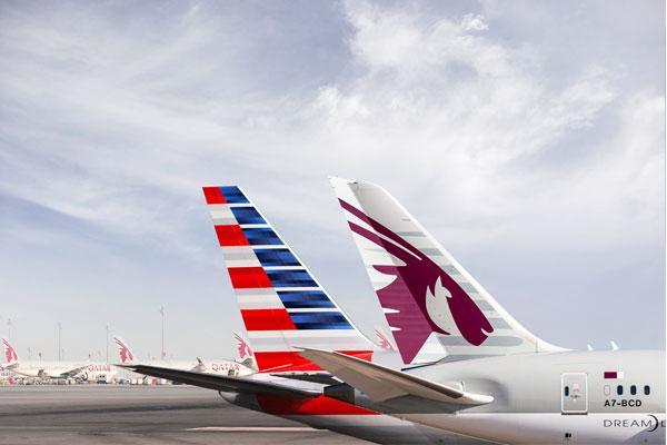 Qatar Airways and American Airlines strategic partnership begins with domestic U.S. codeshare
