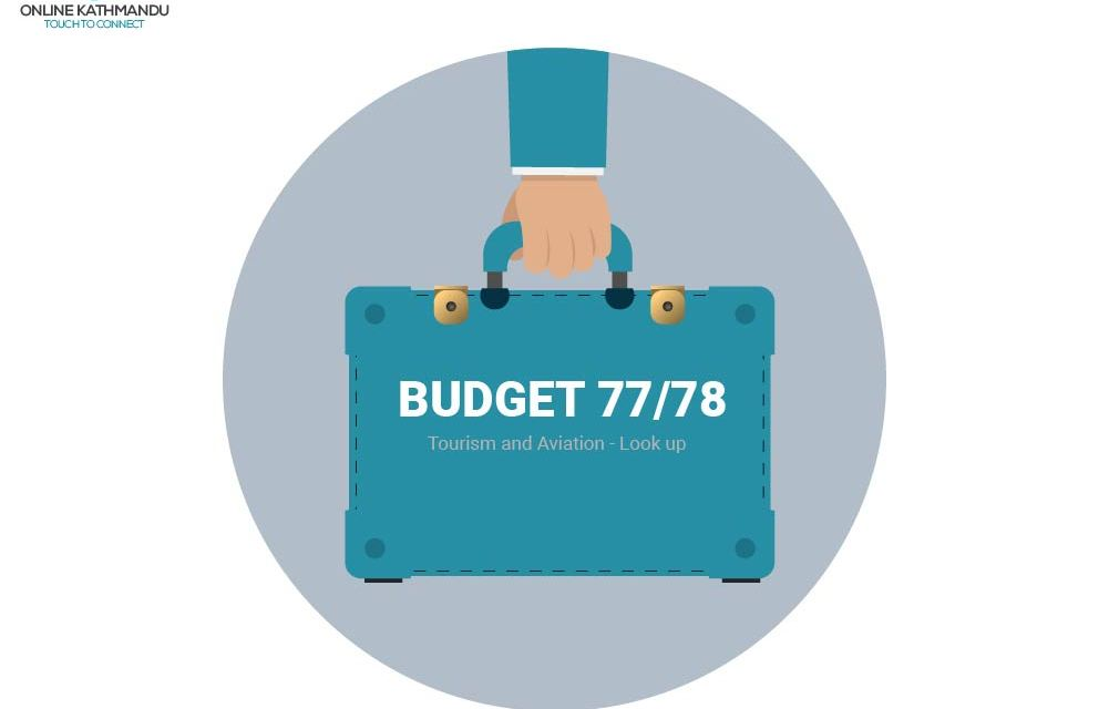 Tourism and Aviation in Nepal Budget 2077/78