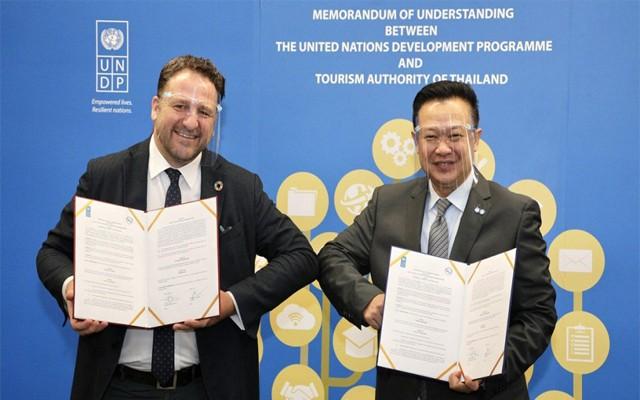 Sustainable tourism development comes into TAT's focus