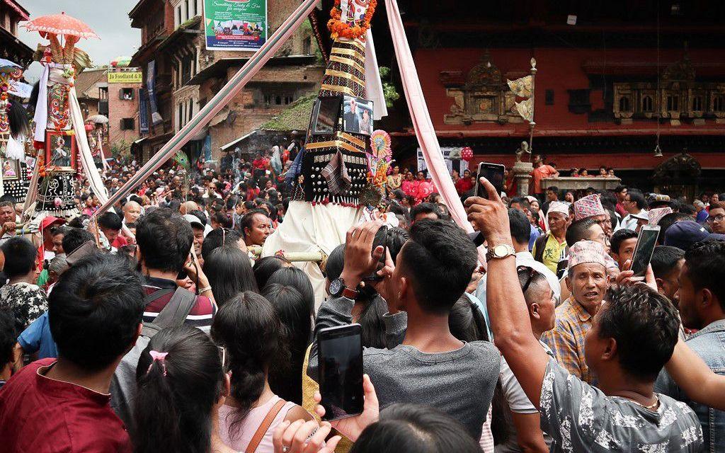 Gai Jatra- Sa Paru or the festival of cow