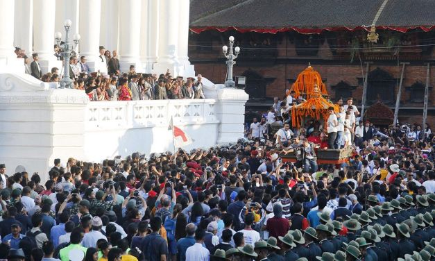 Indrajatra : A day when chariots dance in Kathmandu