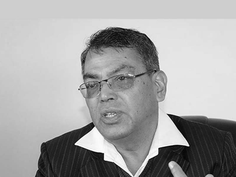 Amar Man shakya passed away