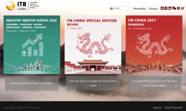 ITB China plans two 2021 events