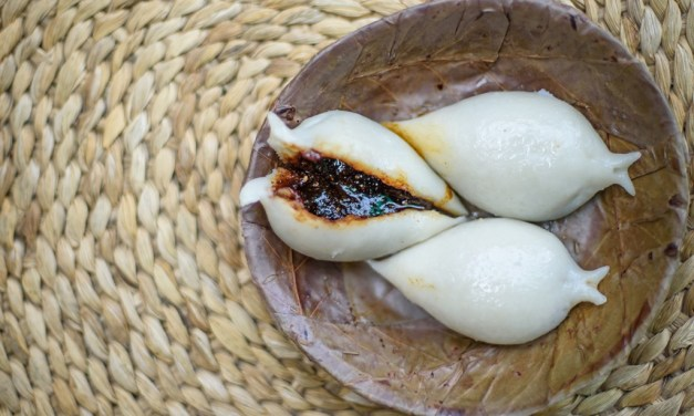 Yomari Punhi- A day of sweet bread
