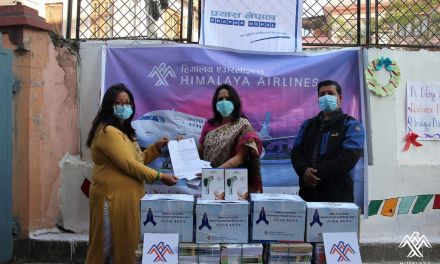 Himalaya Airlines continues support during COVID-19