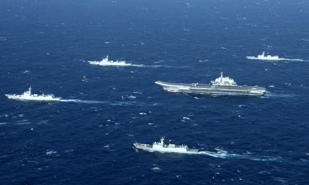 Could China's aircraft carriers dethrone the US Navy?