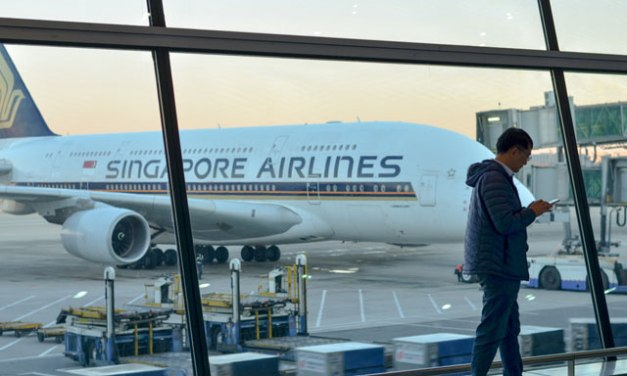 SG-HK air travel bubble to take off on May 26